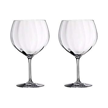 Waterford Juego De 2 Vasos De Cristal Para Globos De Ginebra Gama