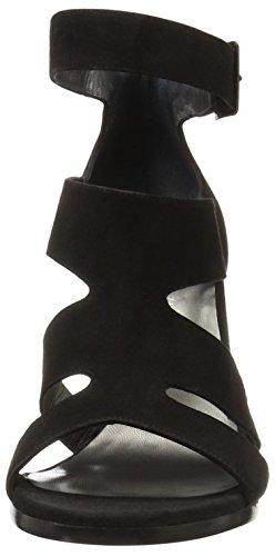 Women's Weitzman Hiroller Black Sandal Heeled Stuart x40qnS6nw