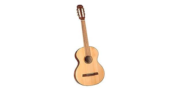 Parlor Classic (salón, guitarra romántica) clásico. Madera maciza ...