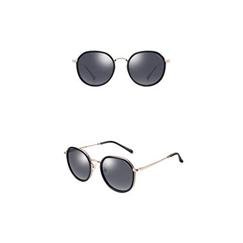de Gafas sol sol Sungeye gran de Gafas Color Retro mujer de polarizadas para A gafas A tamaño d5wwrY