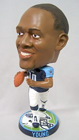 Tennessee Titans Vince Young Forever Collectibles Phathead Bobble Head