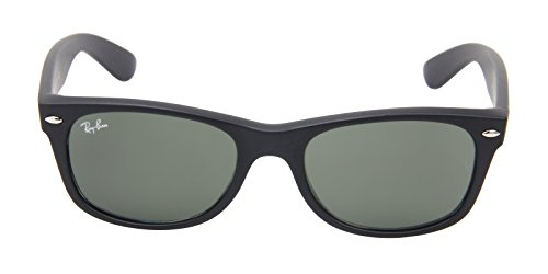 Frame Black mujer RB2132 Matte Solid Black para Ban Lens sol 945 Ray Gafas de v7wSq