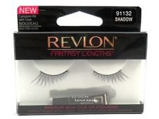 Revlon Fantasy Lengths Glue-On Lashes SHADOW (91132)