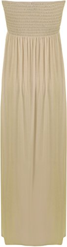 plisse Maxi Plaine 38 36 Tailles Robes bustier Pierre WearAll Femme Robe longue HF5Iwq
