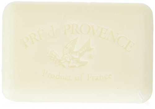 le Milled Shea Butter Enriched French Soap Bar (200 g) - Milk (French Butter Soap)