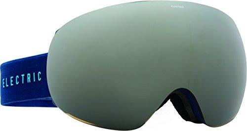 Electric Visual EG3 Navy/Bronze Silver Chrome Snow - Eg3 Lenses Electric