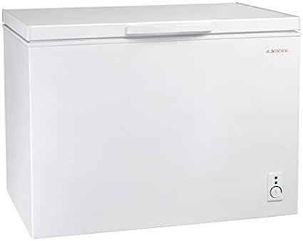 Congelador horizontal Jocel JCH-300L, Blanco, Clase de Eficiencia ...