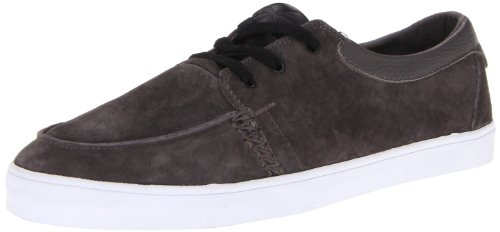 Fallen Men's Yuma Skate Shoe,Gunmetal,9 M US