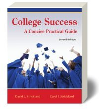 college success a concise practical guide 7th edition pdf strickland