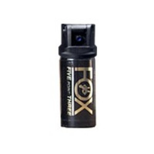 ACK, LLC Fox Labs 1.5 Ounce 2% OC 5.3-mm Flip Top Stream Pepper Spray