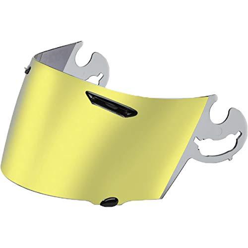 Arai Astral-X Faceshield Street Motorcycle Helmet Accessories - Gold/One Size