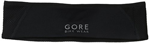 Gore Bike Wear Universal Headband, Black, One Size ()