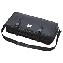 Mercer Culinary Triple-Zip Knife Case