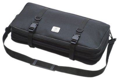 Mercer Tool M30429M Triple-Zip Knife Case - Cutlery Not Incl