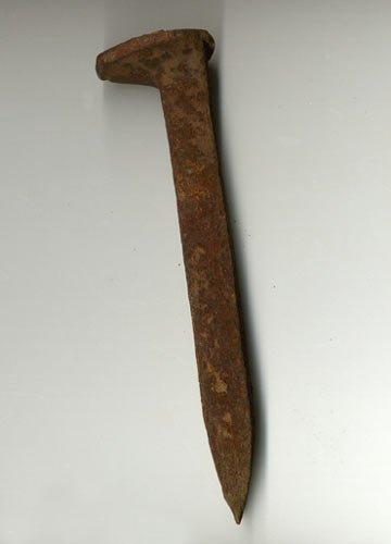 Clavo De Linea - Rail Spike Oggun Railroad Nails,
