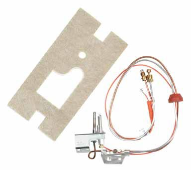 RELIANCE WATER HEATER CO 9003531 Natural Gas Pilot Assembly (State Gas Heater Water)