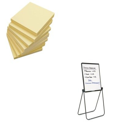 KITQRT101ELUNV35668 - Value Kit - Quartet Ultima Presentation Dry Erase Easel (QRT101EL) and Universal Standard Self-Stick Notes (UNV35668)