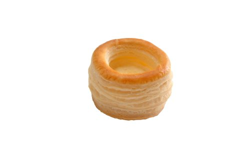 Alba Foods Vol Au Vent, Neutral, 150-Count Box