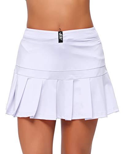 UDIY Women Active Skort with Pocket