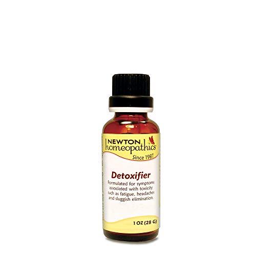 Newton Labs Homeopathics Remedy Detoxifier 1oz Pellets