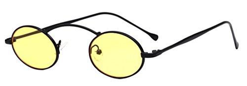 de Polaroid Gafas sol Tide Unisex JYR ultravioleta anti Fashion redondas HD Sunglasses Gafas Color8 wIxqnF4BUa