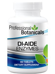 Botanicals professionnels - DI-Aide enzymes 90 onglets