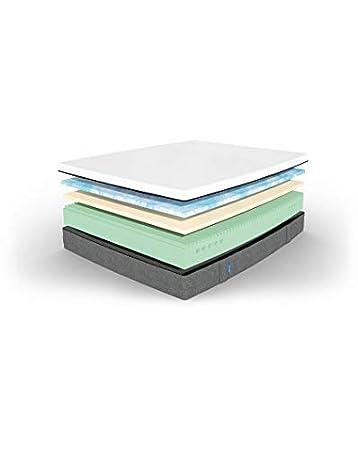 Emma Colchón 105x200 - Colchones visco de Espuma Cama Doble Memory Foam - Transpirable y máximo Confort (Disponible en 19 Medidas): Amazon.es: Hogar
