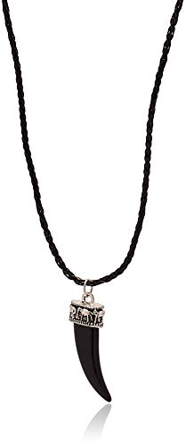 Bijoux De Ja BDJ Rhodium Plated Black Wolf Fang Elephant for sale  Delivered anywhere in Canada