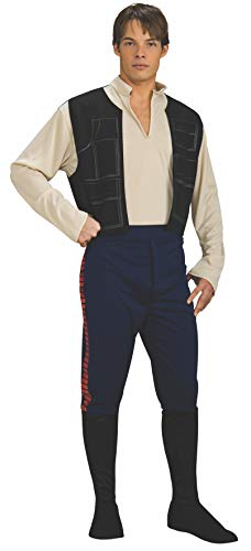 Rubie's Star Wars Han Solo, Multicolored, X-Large