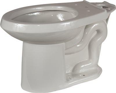 Gerber Bidet - GERBER PLUMBING GVP2152809 2473759 Viper Toilet Bowl, Ada Elongated, 1.6 Gpf/1.28 Gpf, Biscuit