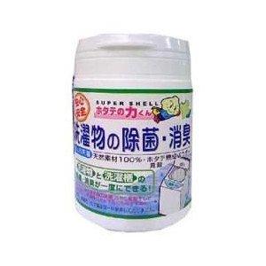 【まとめ買い】ホタテの力くん 海のお洗濯 洗濯物の除菌消臭 90g×24点セット B00KKKK45Q