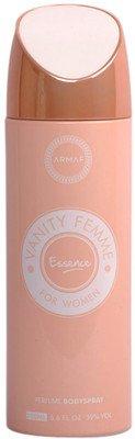 Female Essence - Armaf Vanity Femme Essence Body Spray - For Women(200 Ml)
