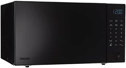 Nouveau Wave 1.1 Cu. Ft. 1000W Countertop Microwave Oven in Black