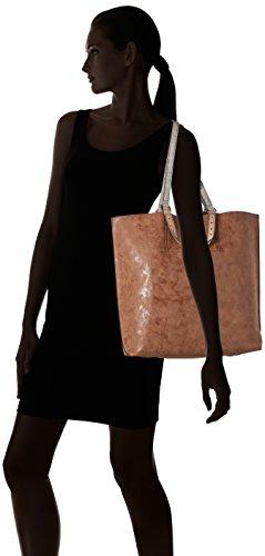Amber Bag Shopping tobacco Shopper Donna Marrone Tamaris Borsa Comb wEZ6dBxnq