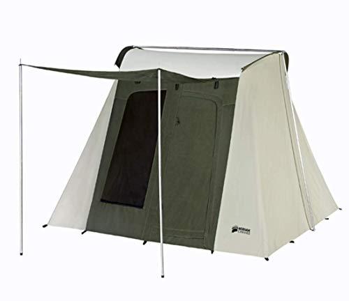 Kodiak Basic Flex-Bow Quick Set Up Canvas Tent - Canvas Tent Wall