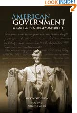 American Government: Balancing Democracy and Rights (Paperback)