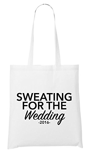 Sweating For The Wedding 2016 Bag White Certified Freak