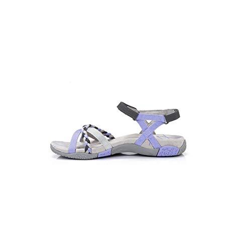 Sandalen Sport Lila Outdoor Violett amp; Damen Chiruca Ix7Bq