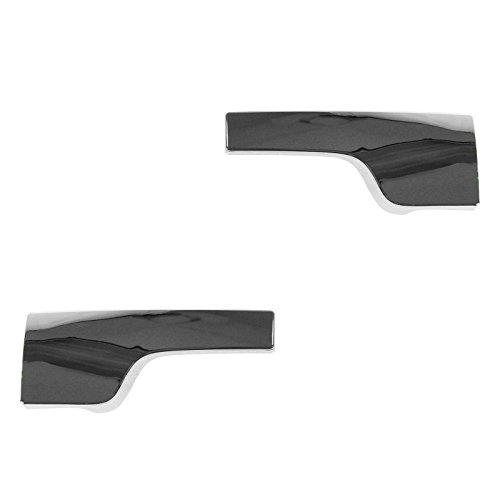 Door Handle Inner Inside All Chrome Pair Set for 03-06 Lincoln Navigator