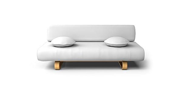 Custom Made Slipcovers para allerum sofá cama blanco: Amazon ...