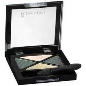 RIMMEL LONDON Glam Eye Shadow Quad-RLESGQ24 Green Sapphire