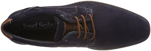 Josef Seibel Herren Andrew 21 Derbys Blau (Blau-Kombi)