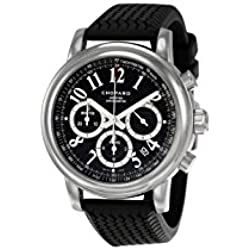 Chopard Men's 168511-3001 Mille Miglia Chronograph Black Dial Watch