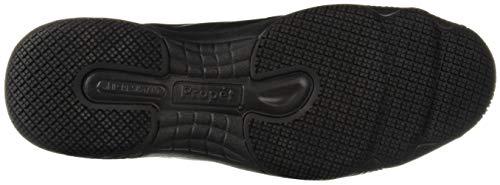 Black Leather Sr On N N Wear Herren Slip Wash Loafer PropétWash Wear II Suede COq7x