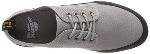 Pressler Chiaro Sneaker – Unisex Dr Martens Adulto Grigio qUxZF6w