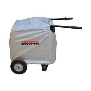 08P57-ZC2-100 Honda EB3500XK1, 5000XK1 silver generator cover by Honda