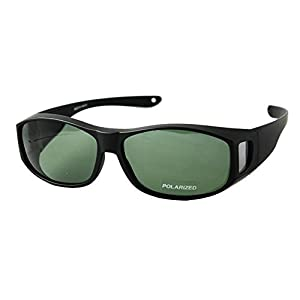 FIT OVER SUNGLASSES WITH POLARIZED LENSES .JUST ADD SUMMER