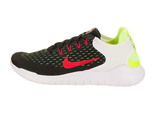 007 volt 2018 Bright Free NIKE Rn Fitness s Multicolour Men Black Shoes white Crimson q4wZOwPI