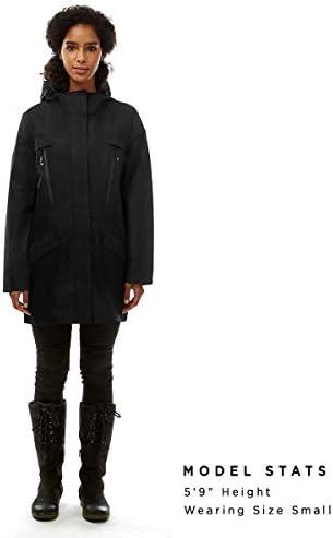 Triple F.A.T. Goose Chelsea Womens Rain Jacket | Raincoat for Women