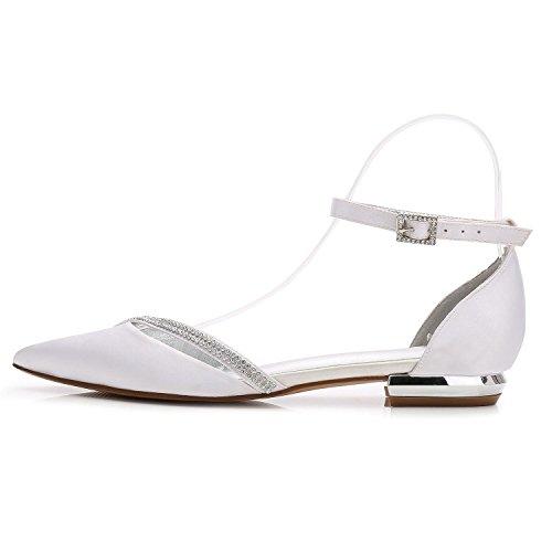 Diamant Mariage Chaussures D5047 Artificiel Femmes Des Chute Mariage L Svhs Chaussures 25 De Cour Rouge Printemps Étincelant pxwEx7qZ